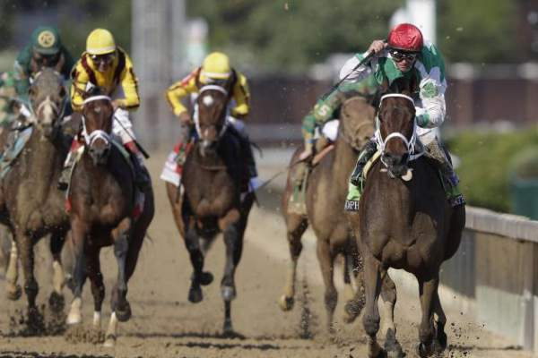 Kentucky Derby 2016 Results, Winner, Payouts, Order of Finish
