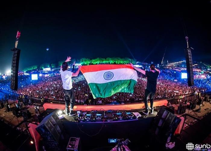 Sunburn 2016 Ticket Bookings