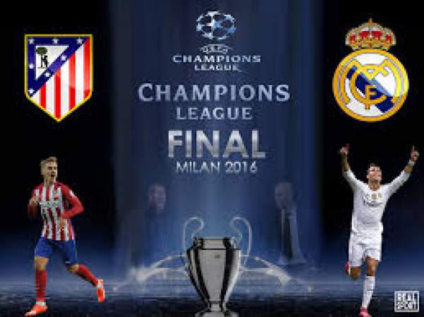 Real Madrid vs Atletico Madrid Live Streaming