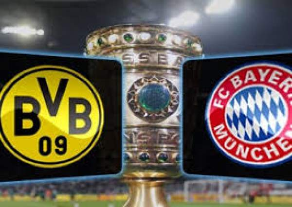 Bayern Munich vs Borussia Dortmund Live Streaming DFB Pokal Final 2016 Score