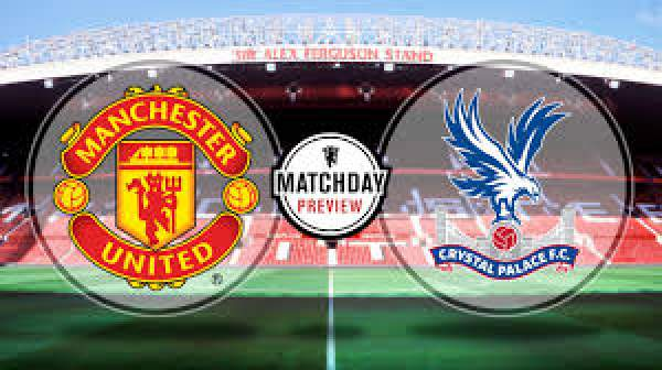 Manchester United vs Crystal Palace Live Streaming FA Cup 2016