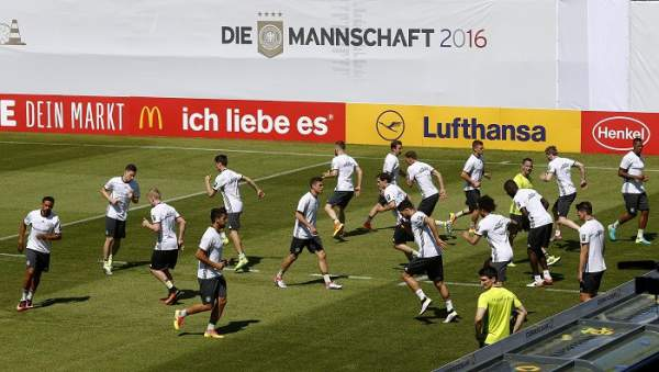 Germany beaten, Spain, Italy and Portugal win in Euro warm-ups