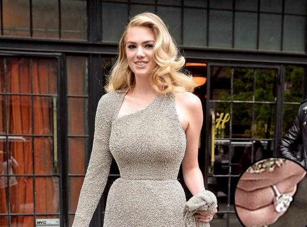Kate Upton Is Engaged to Justin Verlander