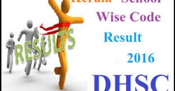 Kerala Plus Two Results 2016: Kerala Board +2 Exam Result www.results.itschool.gov.in keralaresults.nic.in dhsekerala.gov.in