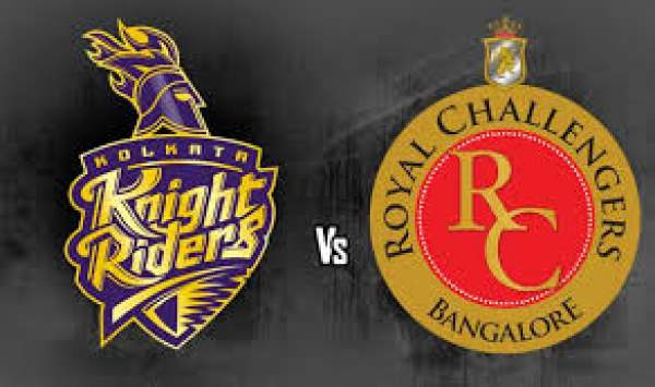 KKR vs RCB Live Streaming