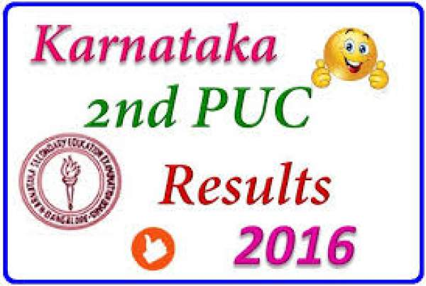 Karnataka 2nd PUC Result 2016Karnataka 2nd PUC Result 2016