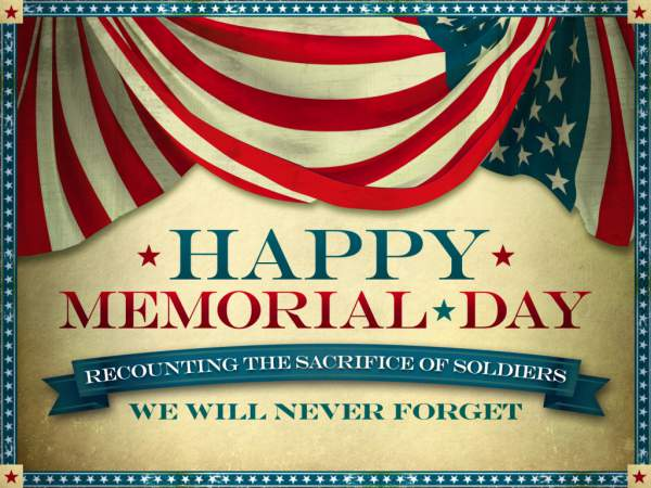 Memorial Day 2019 Quotes Sayings Thank You Messages Photos Phrases Poems Parade