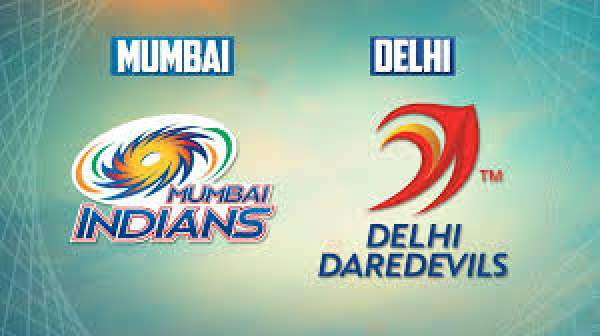 Mumbai Indians vs Delhi Daredevils Live Streaming