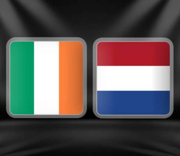 Ireland vs Netherlands Live Streaming