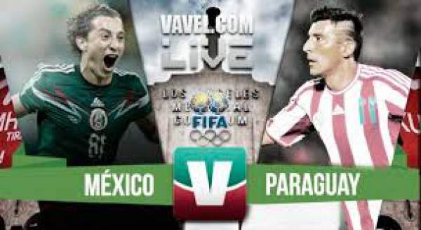 Mexico vs Paraguay Live Streaming
