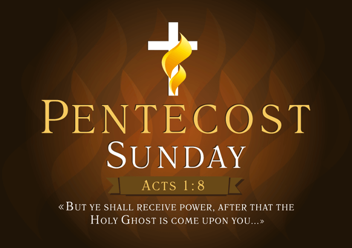 Whitsun What is Pentecost and What Date Is Whit Sunday?