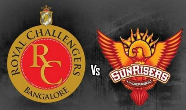 RCB amass 218 for 6 against table toppers SRH