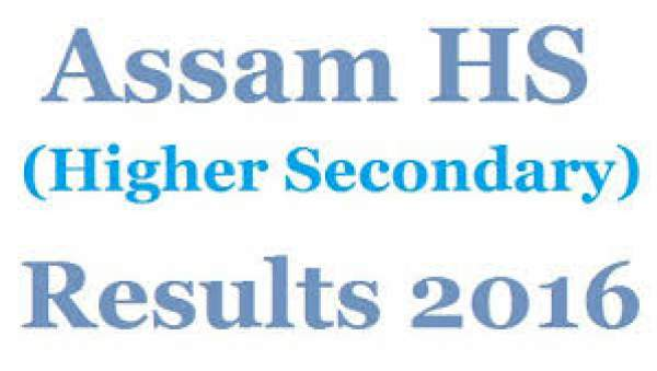Assam HSLC Result 2016 SEBA Class 10th Results