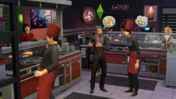 The Sims 4: Dine Out Trailer and Features