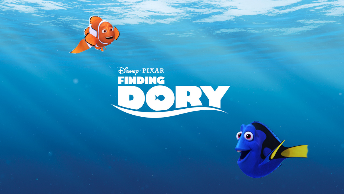 Finding Dory 5th Day Collection