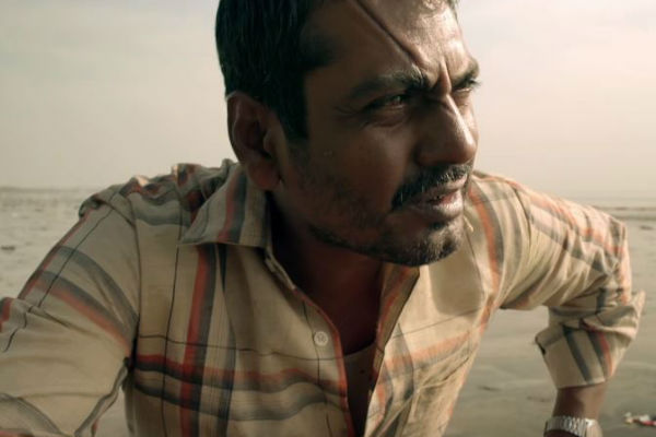 Nawazuddin Siddiqui as a frustrated man in RR 2.0