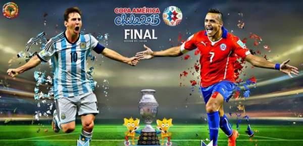 Argentina vs Chile Live Score