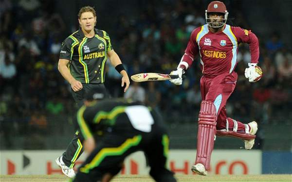 Australia vs West Indies Live Score