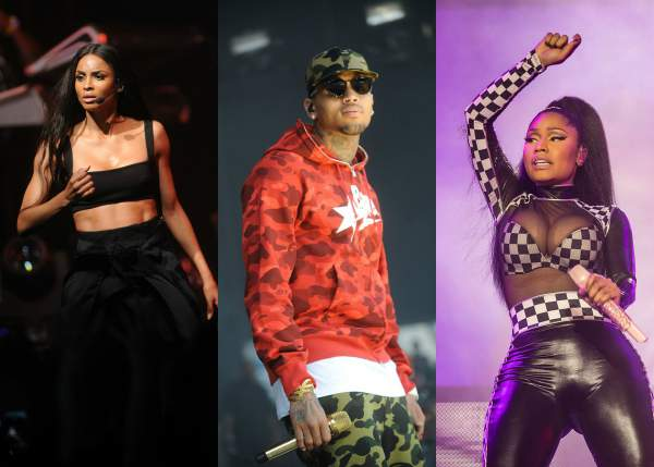 BET Awards 2016 Live Streaming Winners