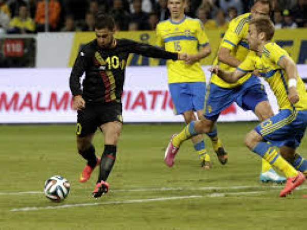 Sweden vs Belgium Live Score