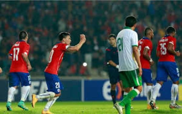 Chile vs Bolivia Live Streaming