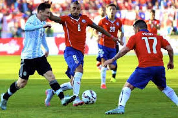 Argentina vs Chile Live Streaming
