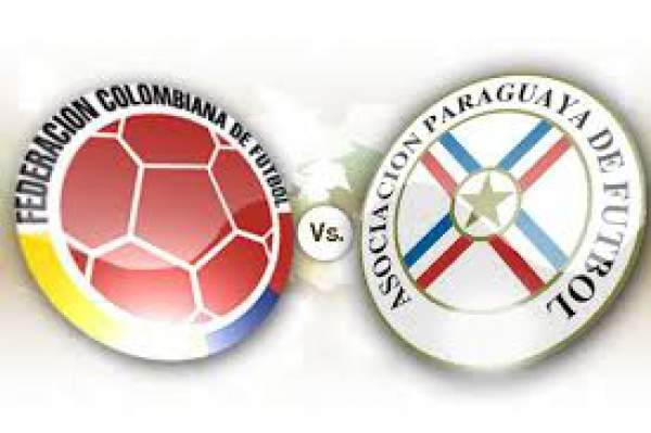 Colombia vs Paraguay Live Streaming