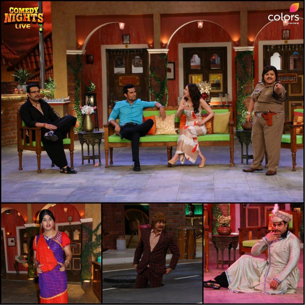 Comedy Nights Live Kajal Aggarwal