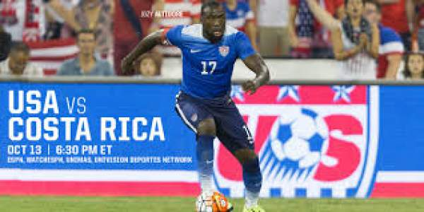 USA vs Costa Rica Live Streaming