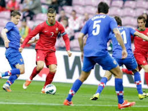 Croatia vs Portugal Live Score