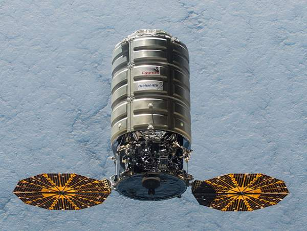 Cygnus Cargo Launch Live Streaming