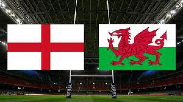 England vs Wales Live Score