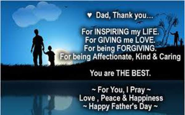 Happy Fathers Day Poems 2019