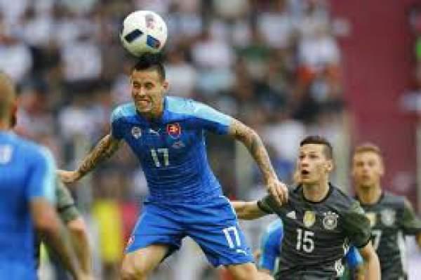 Germany vs Slovakia Live Score