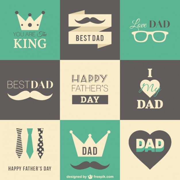 Happy Father's Day Images and Display Profile Picture optimised for Facebook and WhatsApp
