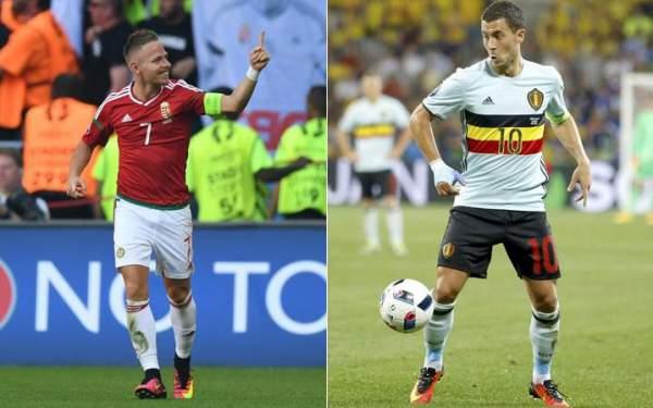 Hungary vs Belgium Live Score