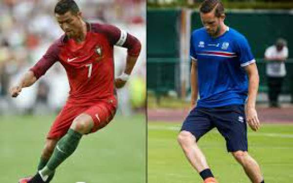 Portugal vs Iceland Live Streaming
