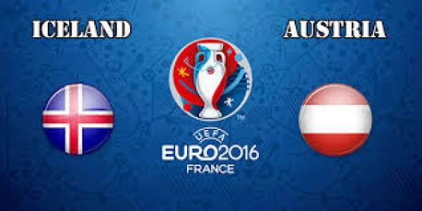 Iceland vs Austria Live Score