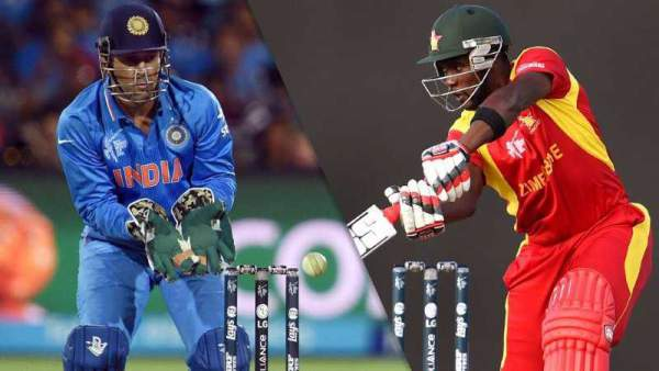 India vs Zimbabwe Live Score