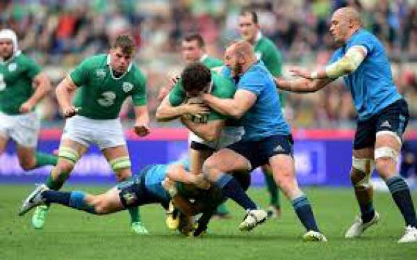 Italy vs Ireland Live Streaming