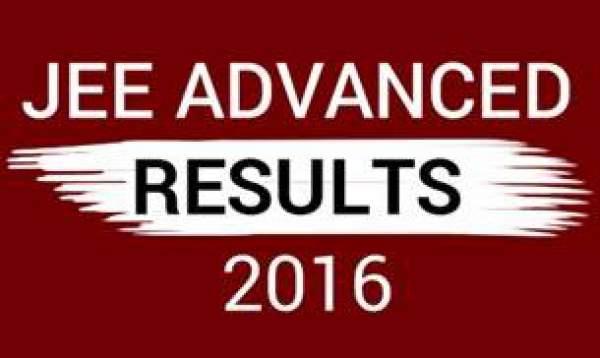 JEE Advanced Result 2016