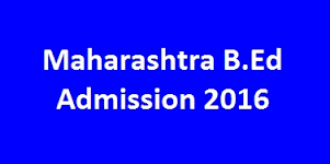 Maharashtra B.Ed CET 2016 Results bed.mhpravesh.in