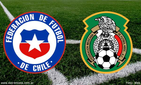 Mexico vs Chile Live Streaming