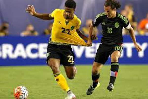 Mexico vs Jamaica Live Streaming