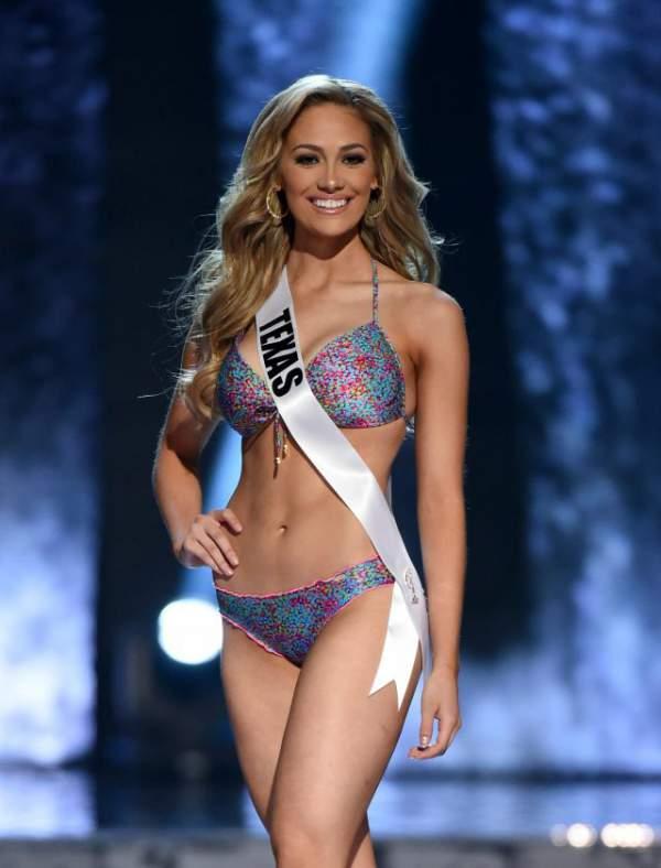 Miss USA 2016 Top 15 Finalists, Results, Winners