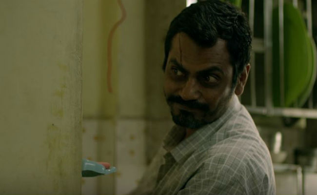 Nawaz looking funny yet cute in latest movie Raman Raghav 2.0