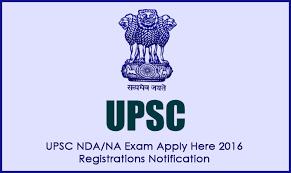 UPSC NDA NA II Final Marks 2015 upsc.gov.in Merit List