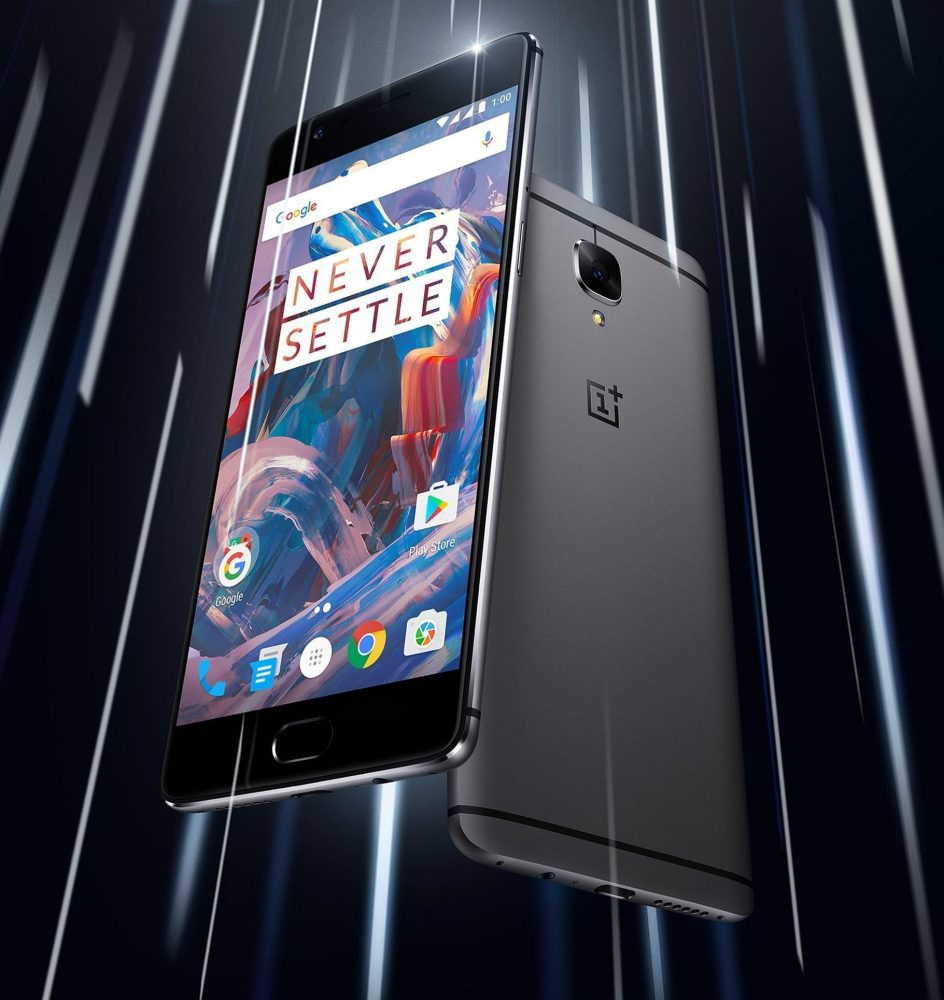 Oneplus 3 launched in India at Amazon exclusively.