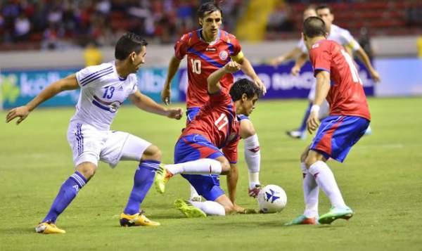 Costa Rica vs Paraguay Live Streaming