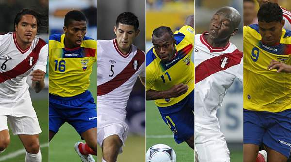 Ecuador vs Peru Live Streaming